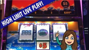 VGT POLAR HIGH ROLLER SLOT MACHINE ❄️ too BUFFALO DELUXE 🎰 large WIN, HIGH bound!