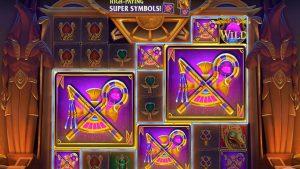 """👑 """"Anubis"""" didelis laimėjimo skliautas 💰 Lizdas praeityje """"ruby Tiger Gaming""""."""