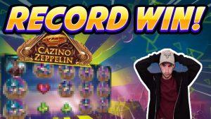 WILD LINE?!?! Cazino Zeppelin large WIN – Huge win from Casinodaddy