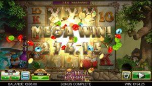White Rabbit Slot yesteryear large Time Gaming – large Win