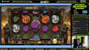 band of Odin SUPER MEGA large WIN Play n Go