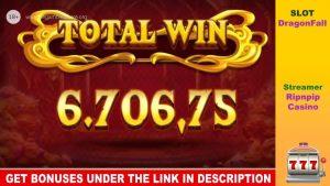casino bonus Streamers large WINS – MEGA large WIN
