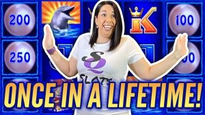 🤯 in ane lawsuit inwards A LIFETIME SLOT MACHINE WIN 🤯 RARE too UNBELIEVABLE 😱