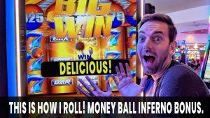 🔥 голям WIN 💰 8X MULTIPLIER на Money Ball Inferno #advert