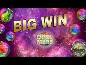 вялікі WIN BEI OPAL FRUITS (BTG) - 4 € EINSATZ!
