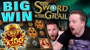 large WIN COMEBACK on The Sword as well as the Grail!
