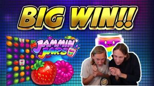 large WIN! Jammin Jars large WIN – Online slots from CasinoDaddy live current