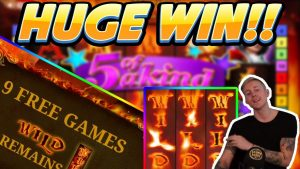 large WIN! Mighty Dragon large WIN – Online slots from CasinoDaddy live current