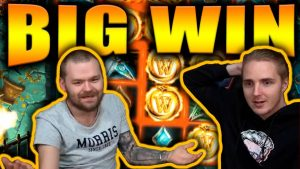large WIN on LOST RELICS – casino bonus Slots large Wins