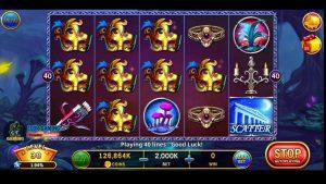 grande vitória em 10 rodadas soltas - slots de dispersão de bônus de cassino