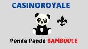 large WIN with Panda Panda on Casinoroyale