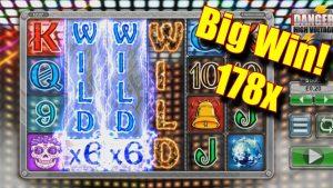 large Win! 178x – Danger High Voltage base of operations hitting! – Online Slots – Genesis casino bonus – The Reel Story