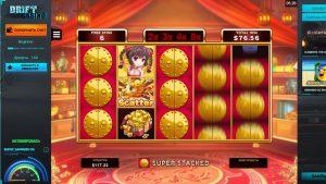 large Win Drift casino bonus: Fortune miss, призовая х114