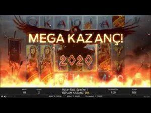 Win Win კაზინო ბონუსი - სათამაშო Büyük Kazanç - ვიკინგები - კაზინოს პრემია Oyunları - Rulet - Bahis