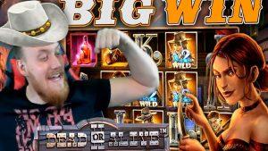 🔥novel Classy Beef Huge large Win on Dead Or live 2 slot