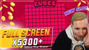 novel Slot Cubes 40k€ large WIN 🔥 Online casino bonus Top 5 Biggest Wins 16