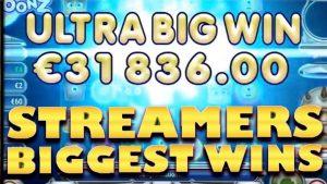 novel tape WIN inwards ONLINE casino bonus yesteryear ROSHTEIN / Streamers Biggest Wins