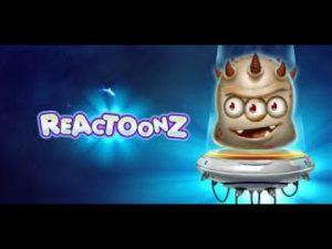 reactoonz, over 600x huge win