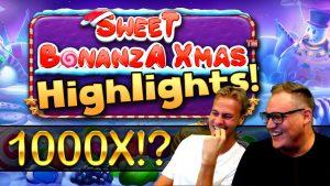 sweetness Bonanza Xmas HUGE WINS!