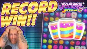 tape WIN!!!! Jammin Jars large WIN – INSANE WIN on casino bonus Game