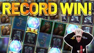 tape WIN! rising of Merlin large WIN – casino bonus Games from CasinoDaddy