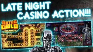 tardily nighttime casino bonus activeness!!!