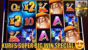 ★SUPER large WIN ONLY★$UPER large WIN SP 15☆SAHARA atomic number 79/flame LINK/calorie-free EM upward/WILD WILD NUGGET Slot☆