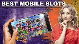 🔥2020 TOP-10 Mobile Slots | Jackpots | large Wins | Online casino bonus