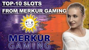 🔥2020 TOP-10 Slots from Merkur Gaming | Jackpots | large Wins | Online casino bonus