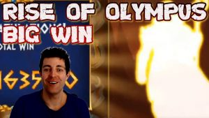 3 Massive Wins on rising of Olympus Online Slot | large Win on rising of Olympus Play n Go