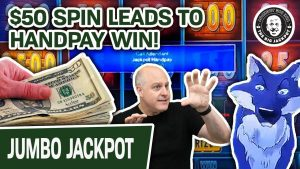 💰 $50 SPIN Leads to HANDPAY WIN! 💰 some other SLOT JACKPOT on Huff N' Puff