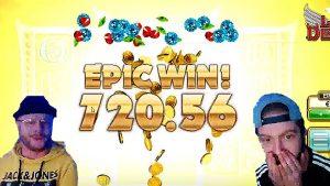700€ Lil Devil Slot large WIN (casino bonus) !!!