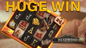 ALL THE WILDS.. ane time again! – SUPER MEGA large WIN ON DEADWOOD (Nolimit urban center)