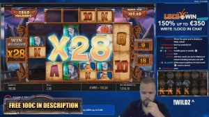 BIGGEST WINS OF THE calendar week! Streamer win 100 000 € inward casino bonus Slots!