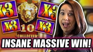 Buffalo atomic number 79 FINALLY gives me a large WIN BONUS !! Coins & MULTIPLIERS !