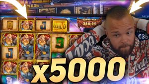 ClassyBeef tape Win 20.000€ on Viking unleashed slot – TOP 5 Biggest wins of the calendar week