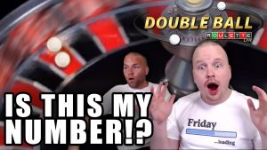 Double Ball Roulette large Win – Viewers number 25 treating us goodness!
