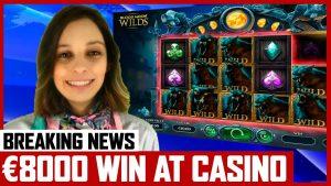 ENORMOUS casino bonus large WIN – tidings written report