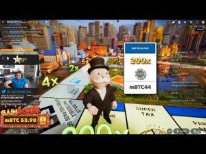 EP4 – Machine à sous, roulette, casino bonus, session large WIN X271 MONOPOLY