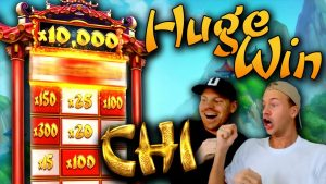 EPIC WIN on Chi Slot!