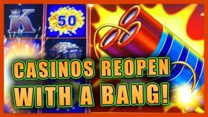 EUREKA REEL BLAST & PIGGY BANKIN'★ large WINS & BONUSES GALORE! ➜ MY LOCAL casino bonus RE-OPENS!