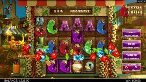 Extra Chilli large Win – Online casino bonus – Online Slot large Win