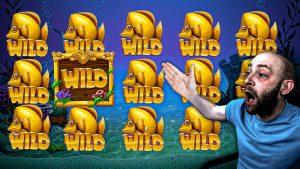 Golden Fish Tank: grote winst! Enorme bonus