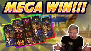 ENORME WIN! Ankh van Anubis grote WIN - casinobonusspellen van CasinoDaddy live flow