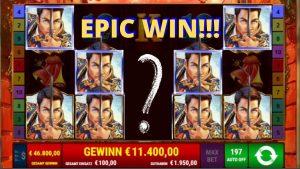 FITUAR I SHUMU! Librat gjithashtu Bulls large WIN - Slot nga Gamomat - Bonus kazino Lojë 100 € - EPIC WIN!