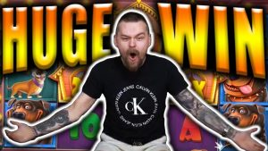 HUGE WIN on THE domestic dog HOUSE – casino bonus large Wins
