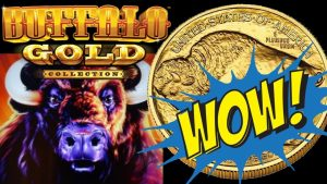 He Got Them HEADS!  Buffalo atomic number 79 Slot Machine * large WIN! | casino bonus Countess
