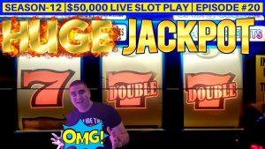 High bound 3 Reel Slot Machine ✦Huge Handpay Jackpot✦ | flavor-12 | Episode #20