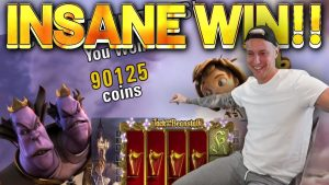INSANE WIN!!! Jack in addition to The Beanstalk large WIN – casino bonus Games from Casinodaddys live current