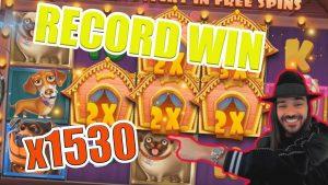 Η τρελή νίκη στο THE domest dog dog HOUSE (Pragmatic Play) - μπόνους καζίνο κουλοχέρησε μεγάλες νίκες
